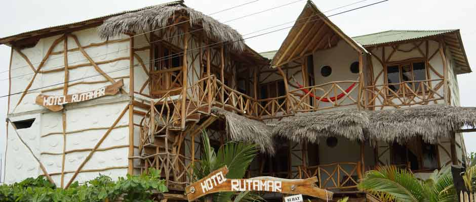 A Peaceful Eco Hostal Close To The Beach