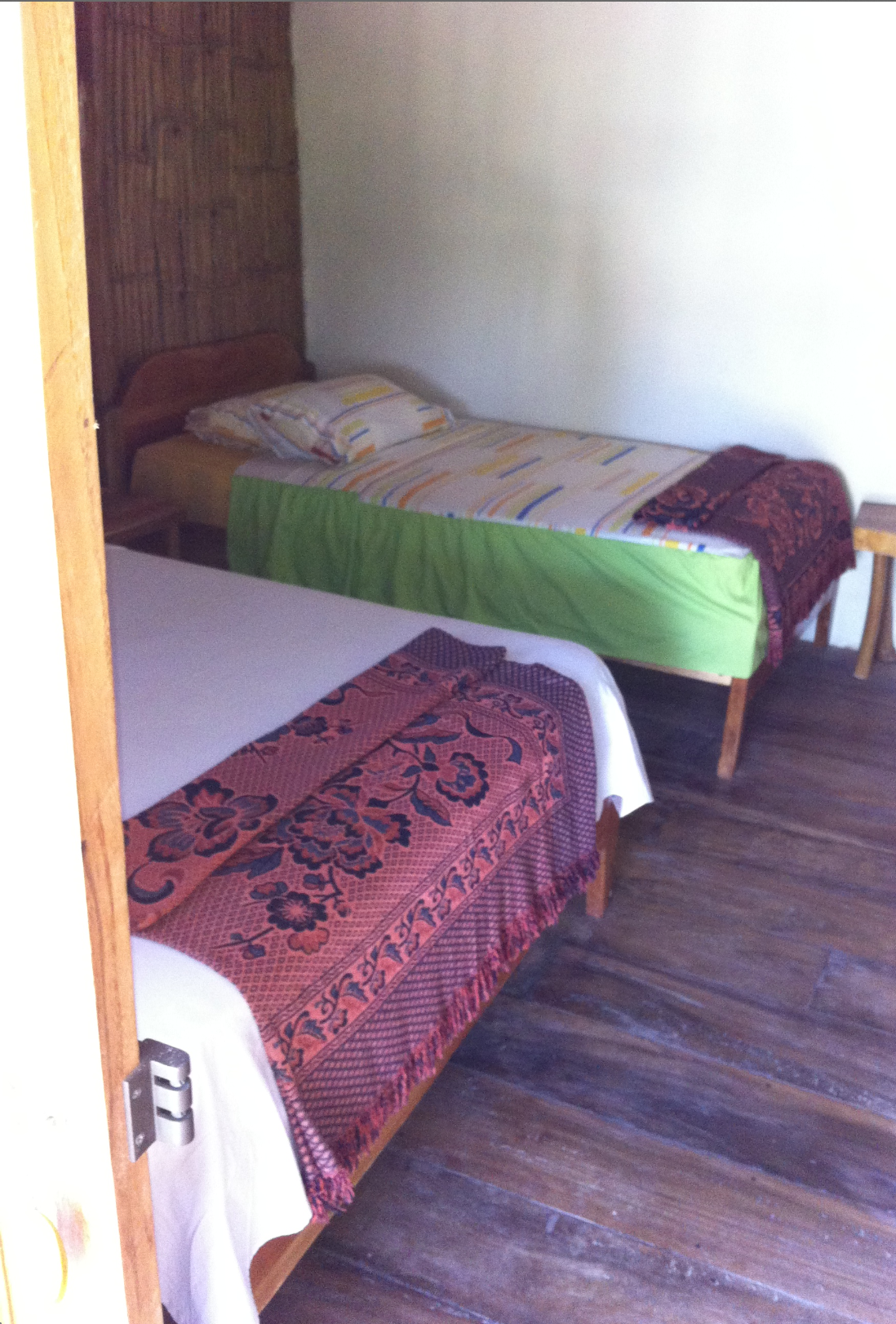 Hostal Rutamar Triple Room Habitacion